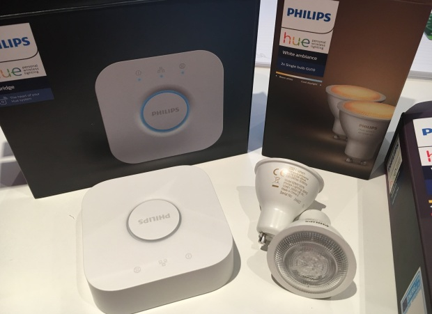 Philips Hue svetlo