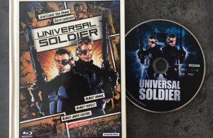 Univerzálny vojak komiksová kniha limitovaná edícia