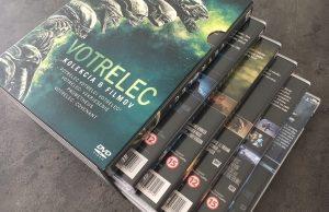 Votrelec, alien kolekcia 6 DVD