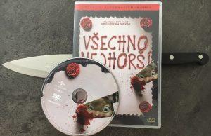 Všetko najhoršie DVD