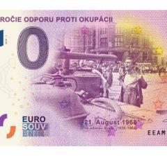 50 výročie okupácie Československa a odporu proti vojskám Varšavskej zmluvy