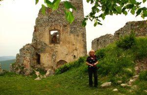 katarina Gillerova, hrad Gýmeš