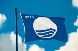 Modrá vlajka, ocenenie pláží