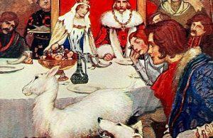 Okrúhly stôl Kráľ Artuš