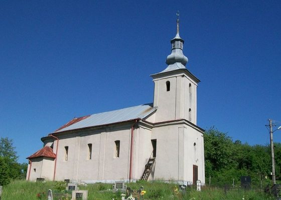 Praha, obec a kostol