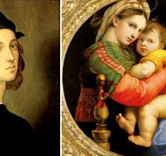 Raffael Santi, maliar renesancie