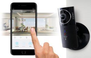 Sinji kamera a bezpečnosť