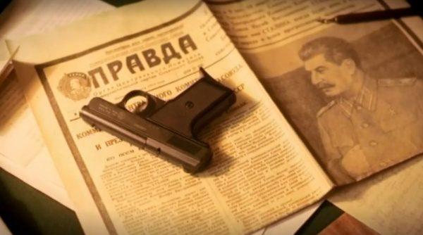 Berija a jeho pištoľ