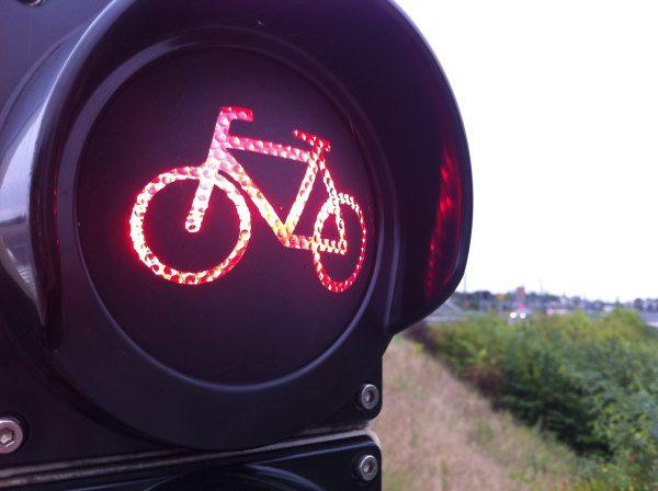 Bicykel semafor