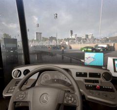bus simulator 2018 počítačová hra