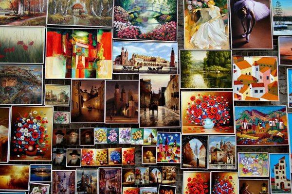 obrazy a výtvarné umenie