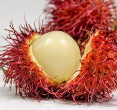 Ovocie rambutan