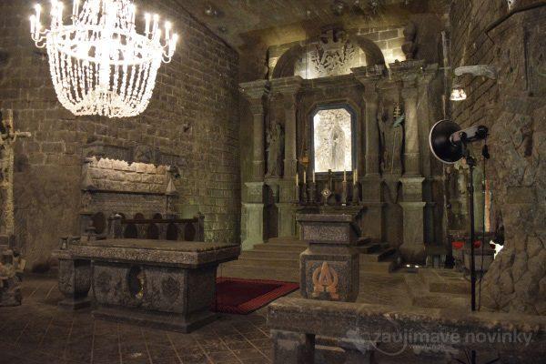 Wieliczka, kaplnka Sv. Kingy