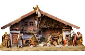 Betlehem jasličky a traja králi