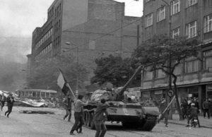 Český rozhlas, okupácia 21. august 1968