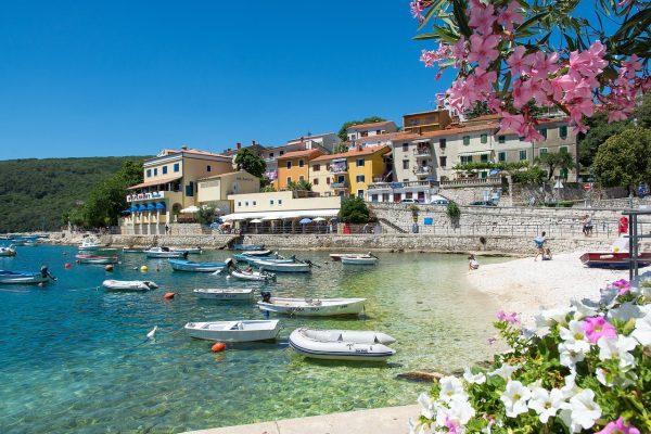 Dovolenky a Chorvátsko Istria
