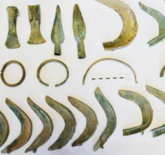 Náezy doba bronzová Rychnov nad Kněznou
