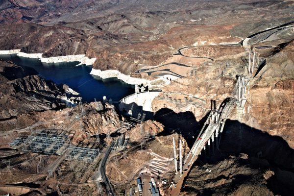 Hooverova priehrada, Hoover Dam