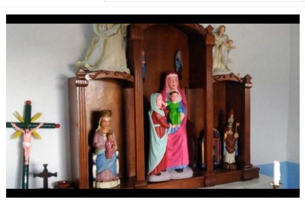 Ranadoiro v Španielsku a sochy amatérskej reštaurátorky