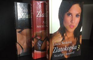 Knihy Lucia Sasková, Zlatokopka