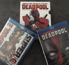 Deadpool kompletná edícia Blu-Ray