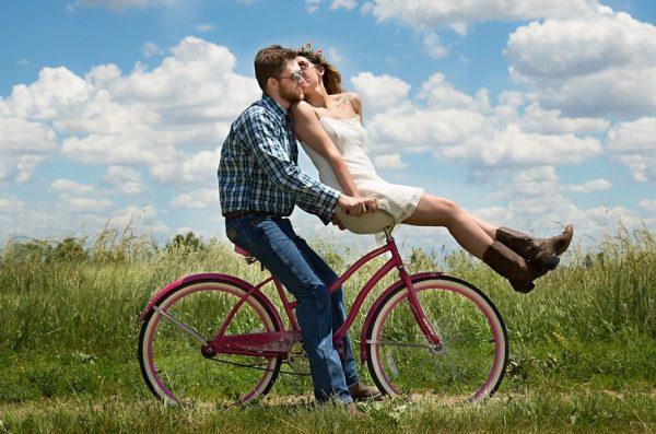 Láska, bicykel a partneri