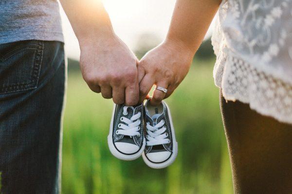 Láska a topánočky, následky lásky, partnerstvo, rodina