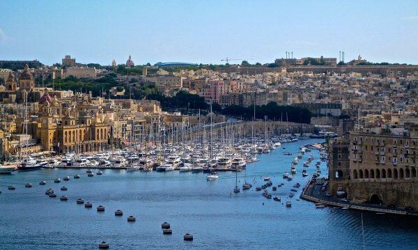 Malta, ostrovná krajina, Európska únia, Valetta