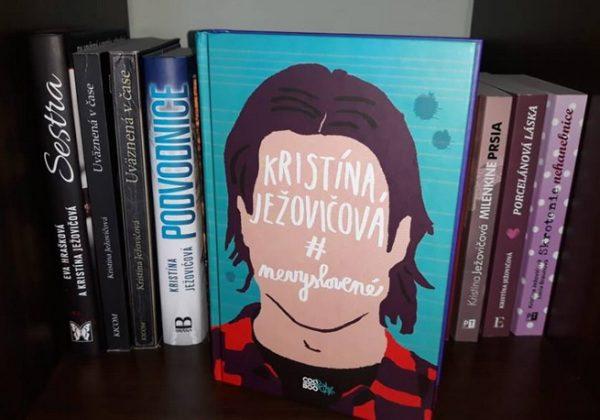 kniha Nevyslovené, Kristína Ježovičová