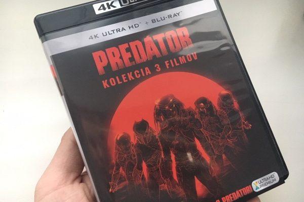 Predator blu-ray kolekcia