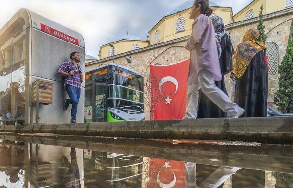 Turecko, ľudia a mestá
