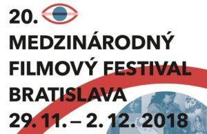MMF filmový festival Bratislava 20. ročník