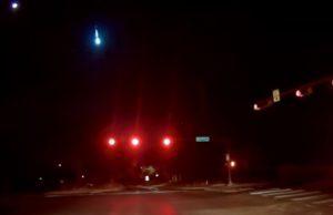 meteorit texas