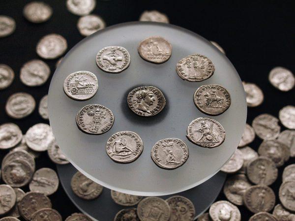 Mince staroveké Grécko