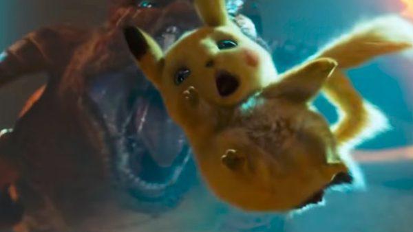 Pokémon Pikachu detektív