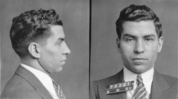 Cosa Nostra Lucky Luciano