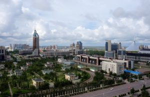 Kazachstan Astana