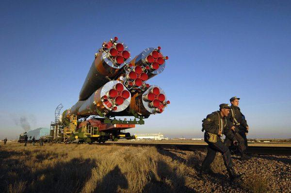 Kazachstan Sojuz Bajkonur
