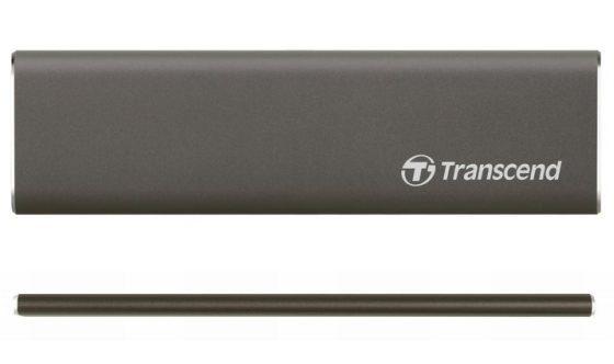 Transcend SSD disk elegant