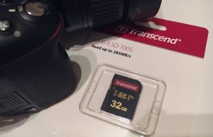 Transcend pamäťová karta UHS-II 700S 32 GB