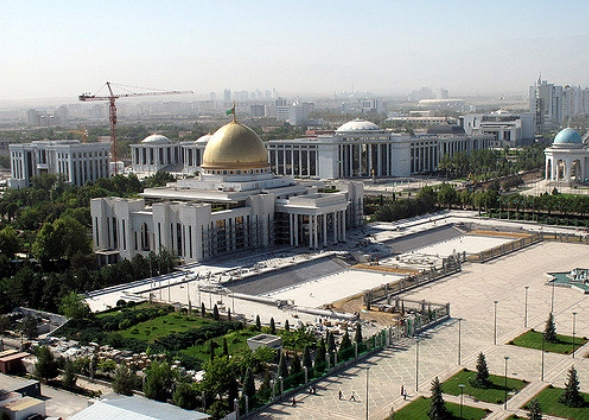 Turkmenistan, Aškabať