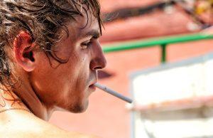 Cigarety fajčiar a fajčenie