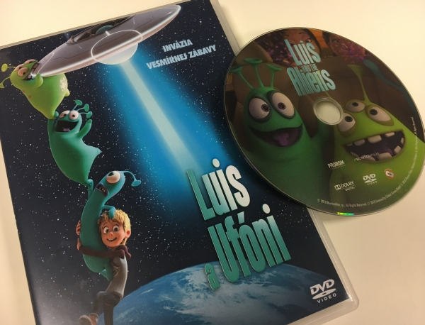 Luis a ufoni