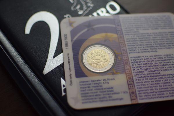 2 eur mince, zberateľské 2 eur mince
