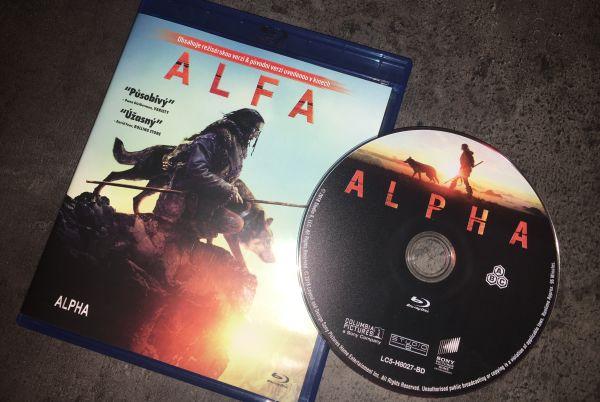 Alfa Blu-ray