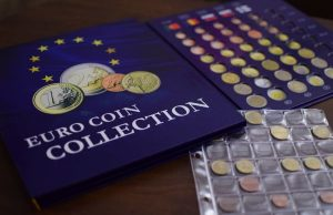 Euro mince, eurocoins numizmatika