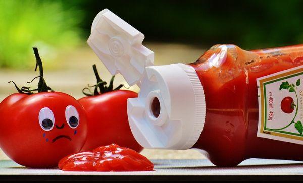 Kečup - rajčinová omáčka