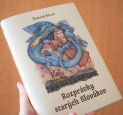 Samuel Reuss rozprávky starých Slovákov