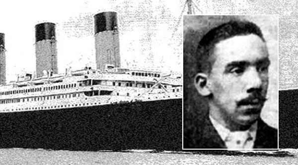 Charles Joughin Titanic