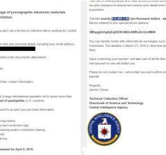 CIA agent fake